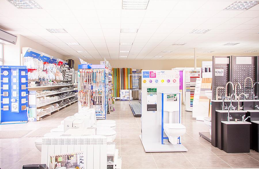 Adams Centrum Handlowe - Żary, Górnośląska 17, materiały budowlane, sklep