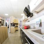 Kuchnie Żary, Projekt Kuchni Żary, Centrum Handlowe Adams, Zielona Góra, Lubuskie, Kuchnie KAM, Kuchnie na zamówienie