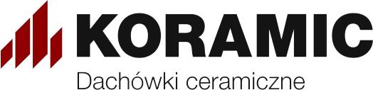 koramic logo logotyp dachy dachówki