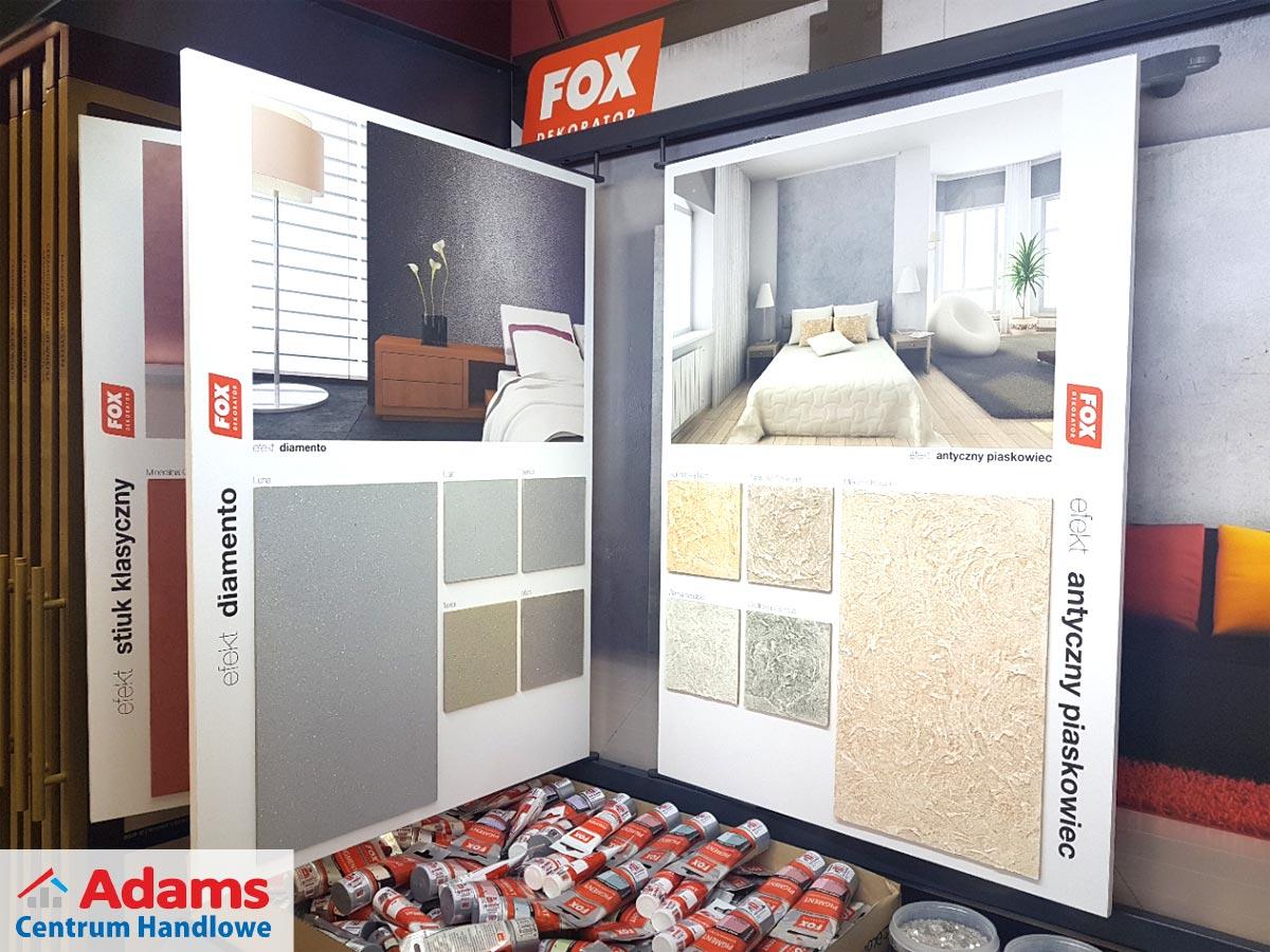 Nowość W Adamsie Fox Dekorator Efekty Dekoracyjne