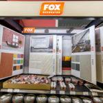 FOX Dekoracje, Fox efekty dekoracyjne, Żary, Farby fox, Tynki Fox, Centrum Handlowe Żary, Adams, Łotoccy, farba dekoracyjna, Diamento