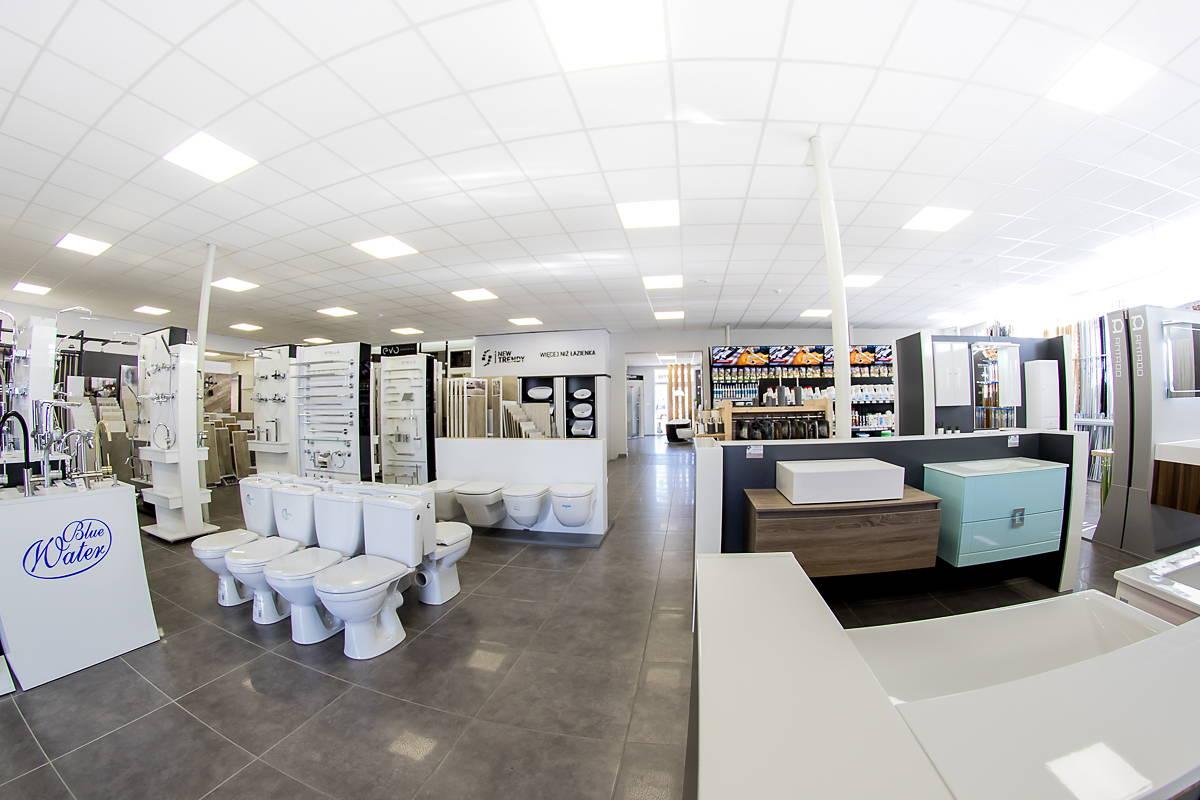 Centrum handlowe z ceramiką, Adams Żary, Ceramika Lubuska, Ceramika Lubuskie, Ceramika Zielona Góra