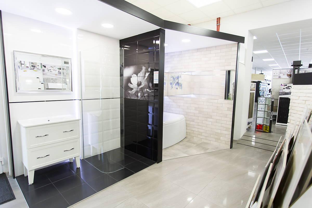 Płytki I łazienki Projekt łazienki Adams żary Tania