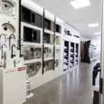 Prysznice, słuchawka prysznicowa, bateria, bateria łazienkowa, EGEN, płytki ceramiczne