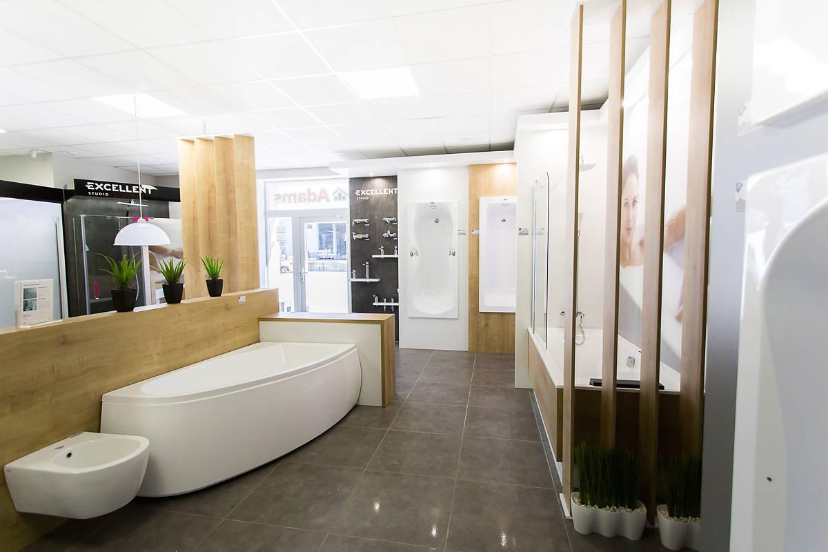 Ekspozycja łazienek Galeria Zdjęć Armatura łazienkowa