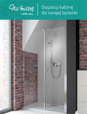 Radaway Prysznice Wanny Akcesoria łazienkowe łazienki