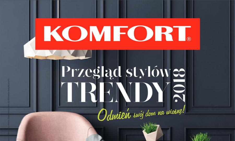 Żary Komfort Trendy 2018 promocja wyprzedaż nowa oferta