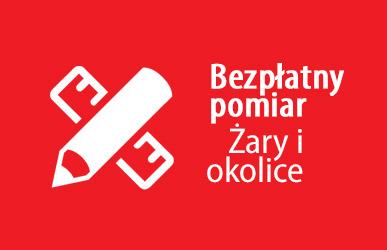 Bezplatny pomiar Żary, pomiar rolet, pomiar markiz, pomiar moskitier, powiat żarski, powiat żagański