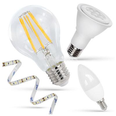 żarówki Żary, Źródła światła Żary, Świetlówki Żary, oświetlenie, spectrum LED, oświetlenie spectrumLED, żarówka energooszczędna, taśma led, kategoria