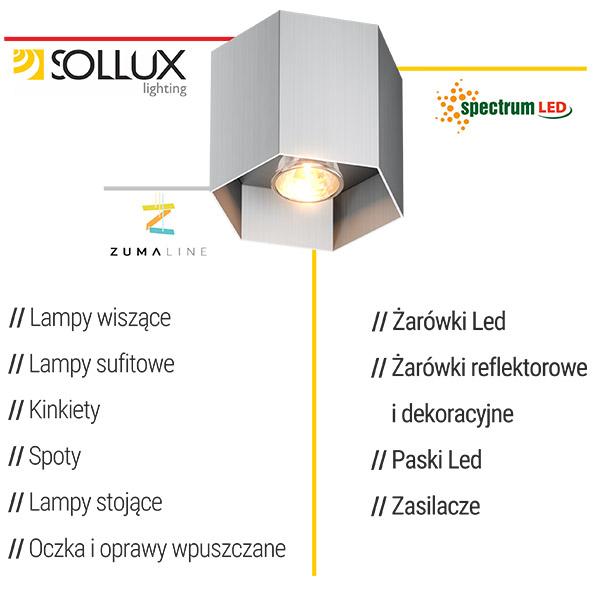 Oświetlenie Elektryka żary Lampy Oświetlenie żarówki