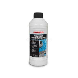 domieszka przeciwmrozowa do betonu, fastproof mix liquid jurga 1l, Płynna domieszka antymrozowa,