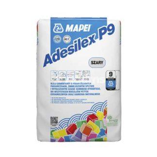 klej elastyczny Adams Żary, Kleje elastyczne mapei, Mapei adesilex p9, klej elastyczny szary, sklep budowlany kleje elastyczne