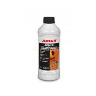 plastyfikator w płynie admix iquid 1l, Jurga plastyfikator, Plastyfikator do zapraw murarskich i tynkarskich